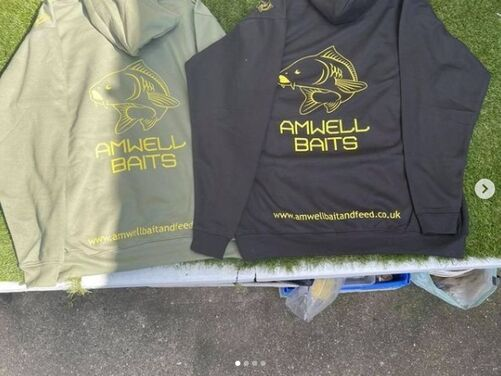 Amwell Baits Hoodies