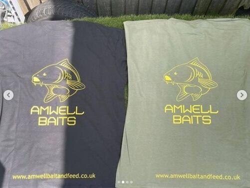Amwell Baits T-Shirts