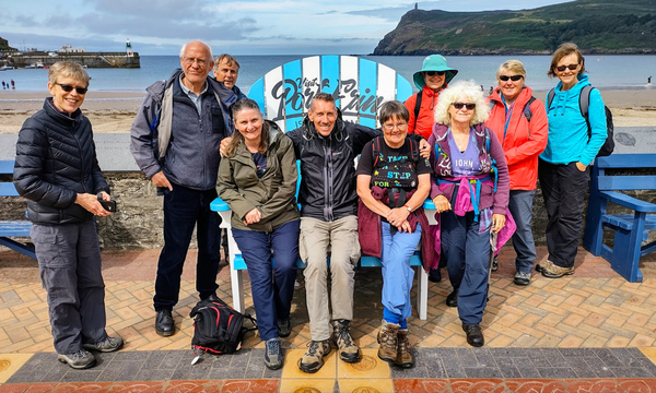 Journeying on the Isle of Man - August 2021