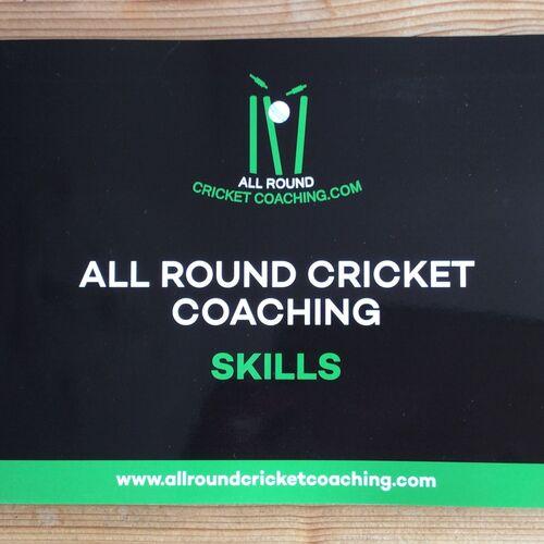 ARCC Cricket Skills Resource