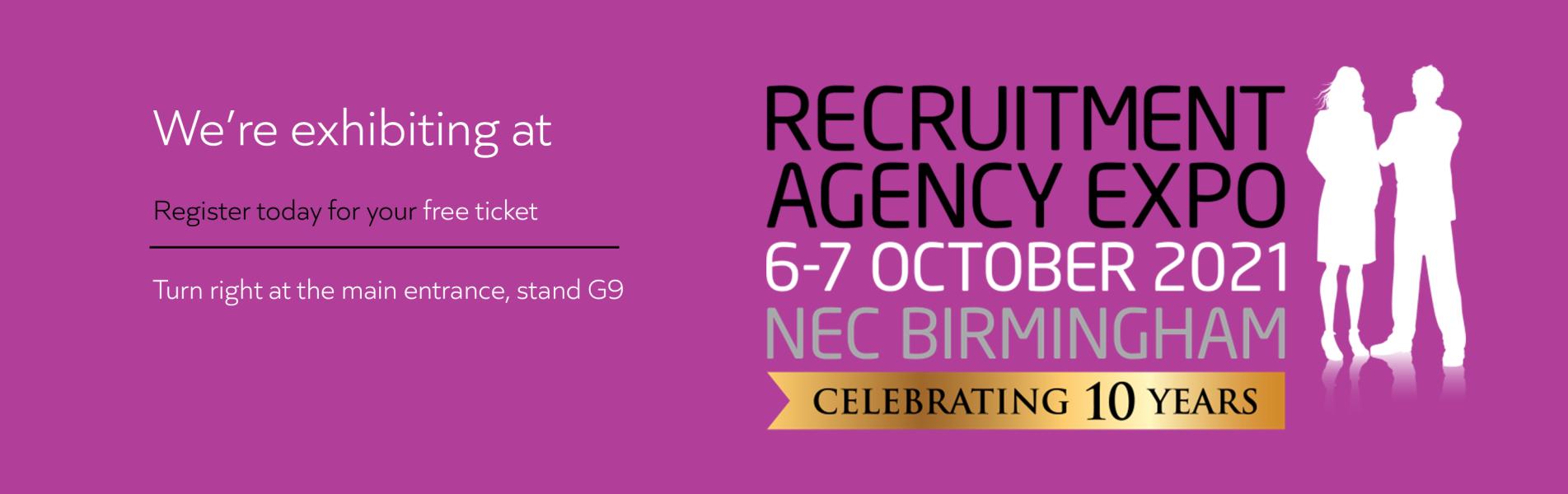 Recruitment Agency Expo | Recruitment CRM