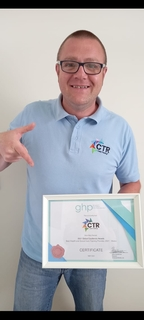 Meet our Managing Director and learn how CTR Care Training Ltd. was created