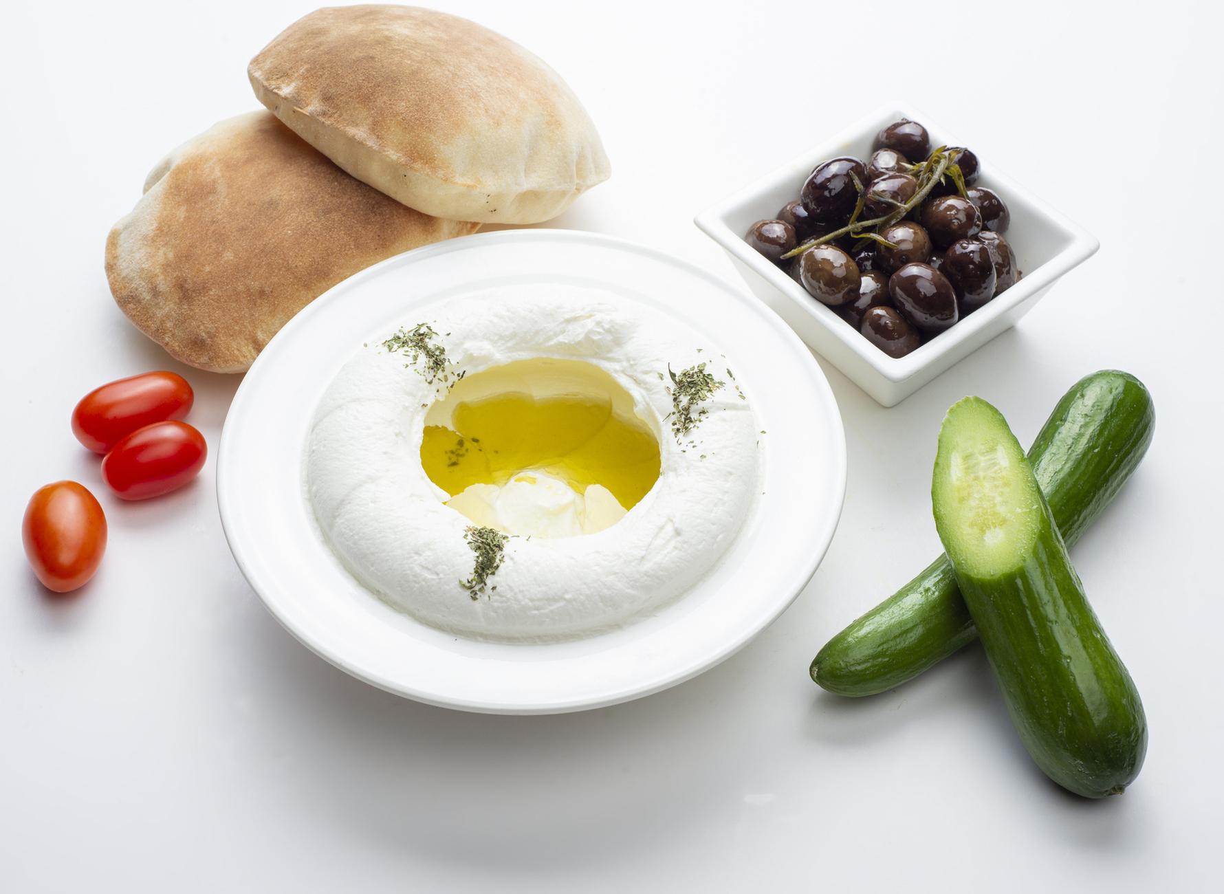 Lebanese restaurant London
