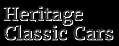 Wedding Cars Harpenden, St Albans, Watford, Hemel Hempstead | Heritage Classic Cars