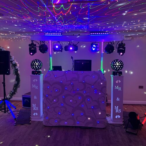 DJ Nick's WEDDING PACKAGE