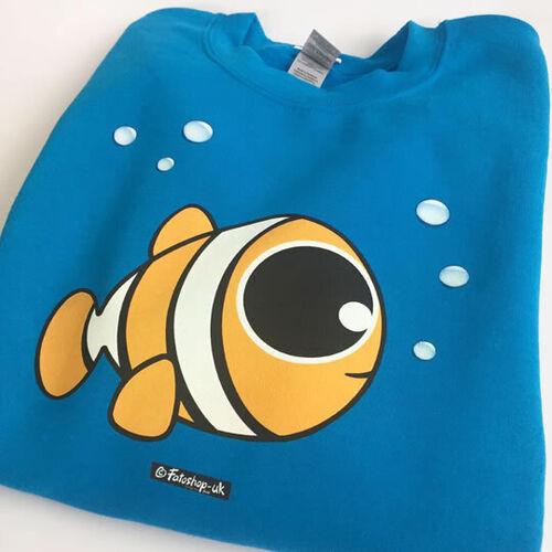 'Clownfish' Sweatshirt