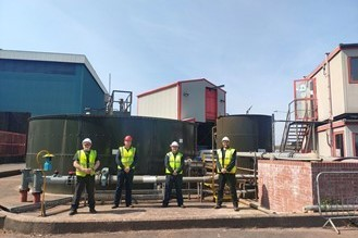 Pioneering innovation leads to Zero to Landfill operation