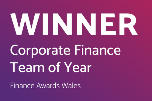 Corporate Finance Team of the Year Win for GS Verde Group
