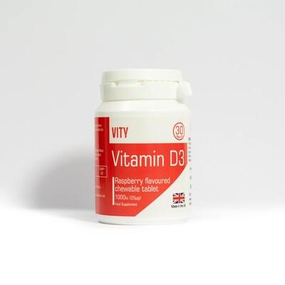 Our Vitamin Range