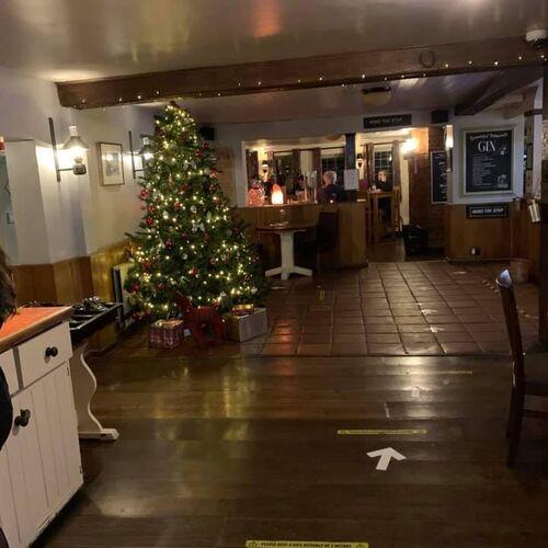 Christmas at the Three Horseshoes Norton