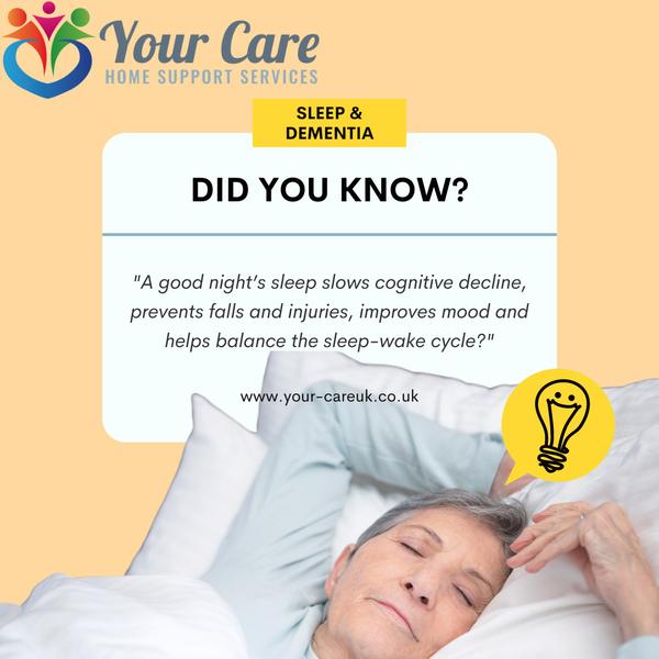 Sleep & Dementia