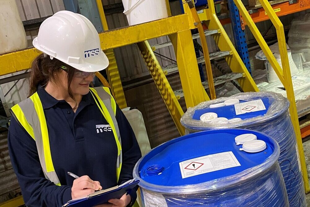 100% less waste to landfill achieved at Dow