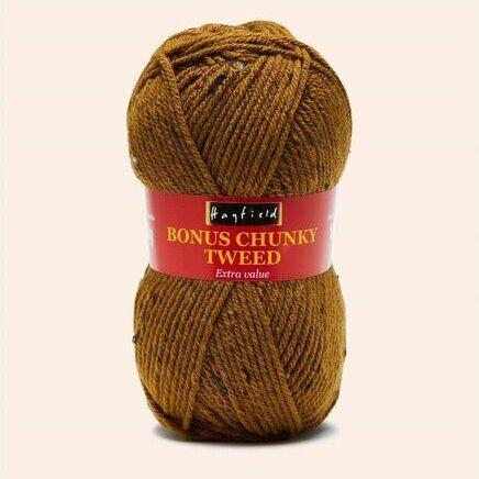Bonus Chunky Tweed
