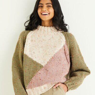 Sweater Pattern 10345