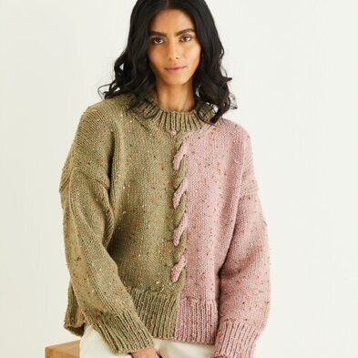 Sweater Pattern 10341