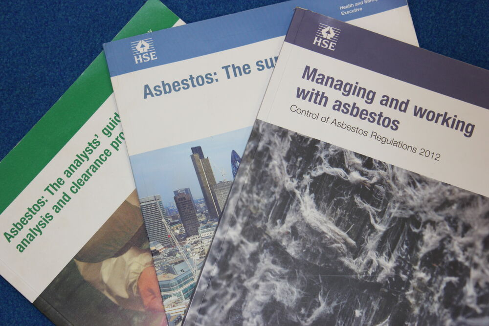 Asbestos Management Review for Local University