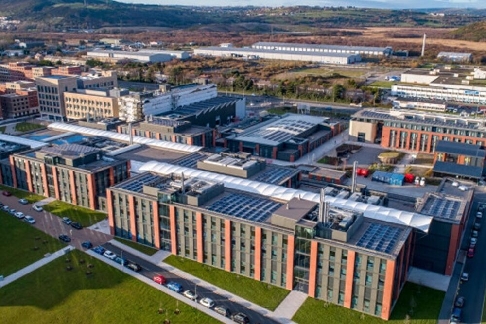 Preparing buildings for re-occupation at Welsh University