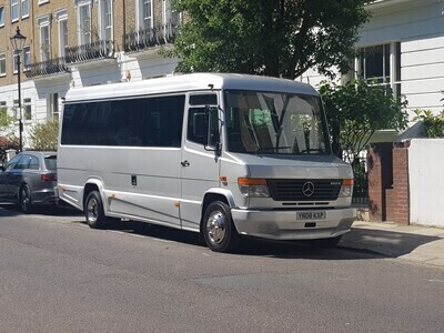 Cheapest Minibus Hire deals in The UK