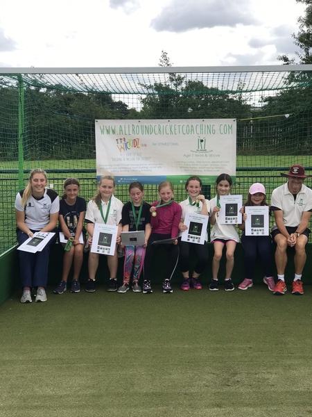 Girls winter cricket coaching @NHSG