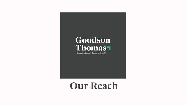 Goodson Thomas: Our Reach