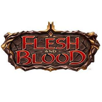 Flesh and Blood - No Bull**** Blitz 28th November