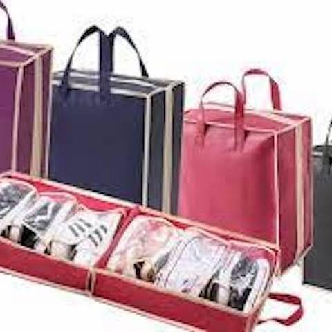 Travel Shoe Organiser