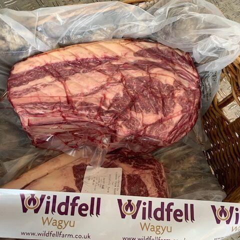 Wildfell Wagyu bone in Ribeye approximate 4.3kg