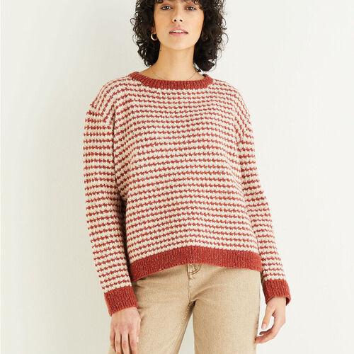 Sweater Pattern 10296