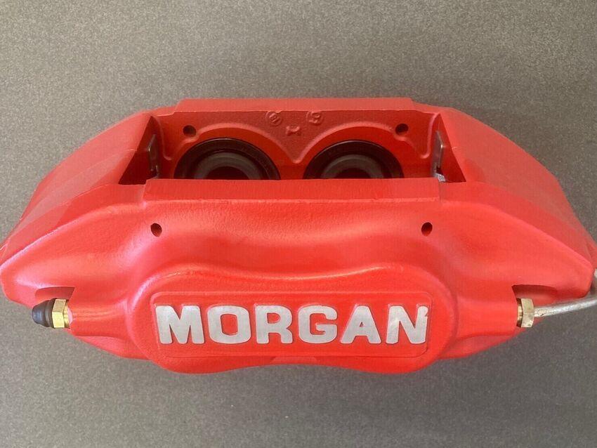 In Stock: Morgan AP Aero 8 Brake Calipers