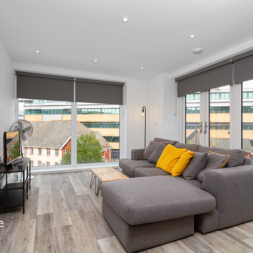 BRICKWORKS CARDIFF CITY CENTRE TWO BEDROOM FURNISHED APARTMENT
