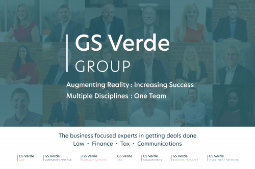 Brand alignment to reflect growth at GS Verde Group