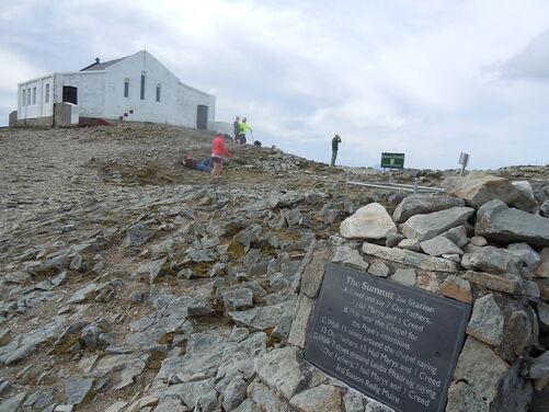 Croagh Patrick - Ireland's Holy Mountain