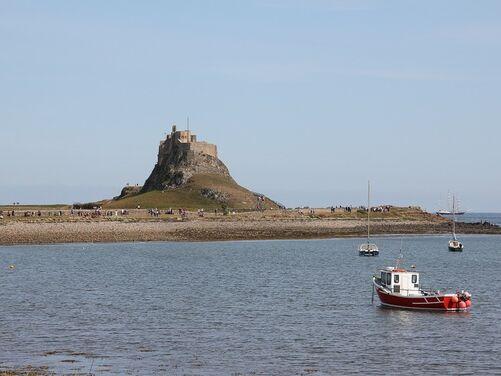 Lindisfarne - On the Island of Saints