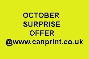 October Offer.