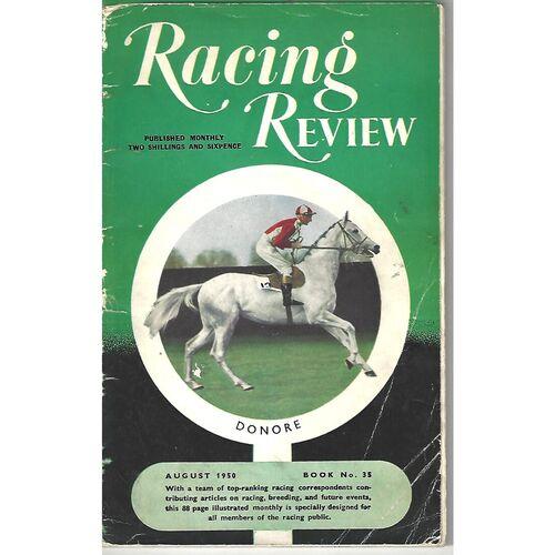Horse Racing Magazines/Pamphlets