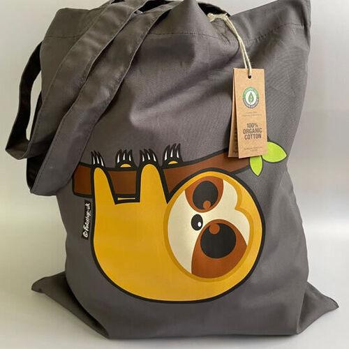 'Baby Sloth' Shopper