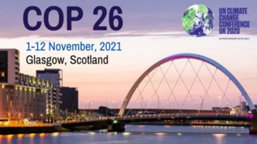25-30,000 hypocrites fly into Glasgow for COP26