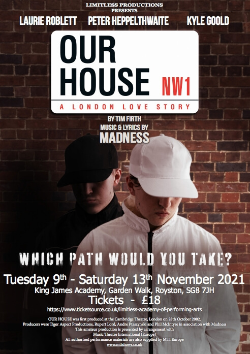Our House promo poster