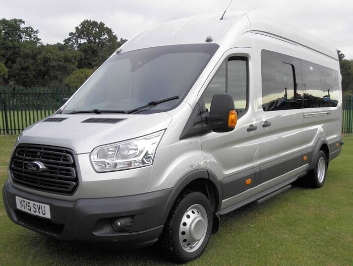 Finding the Minibus hire Heathrow Airport