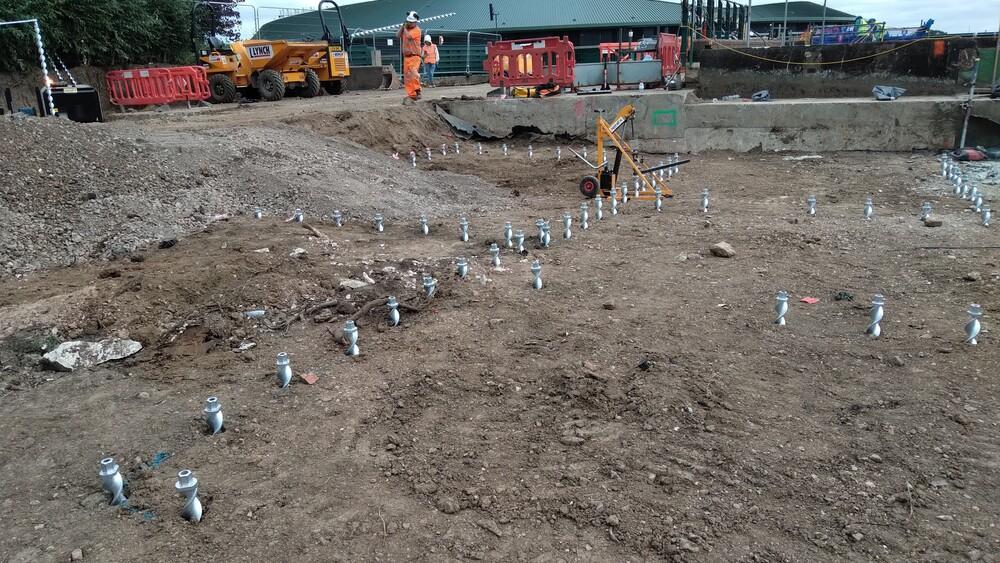 Piled Foundation Stabilisation