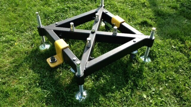 Stage Truss Bases