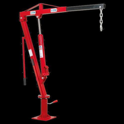 Static Mounted Crane 900kg - Sealey - SSC900