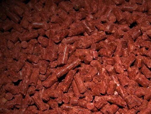 Bloodworm Pellets - 25kg