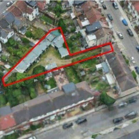 Garage Development Site - Full Planning Approved