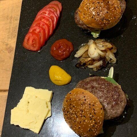 40 Wagyu Burger Box
