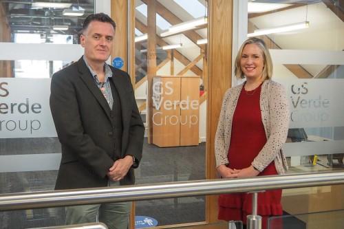 Garry Mackay joins GS Verde Group