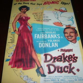 mister drake's duck dvd 1951