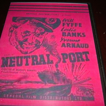 neutral port 1940 dvd will fyffe