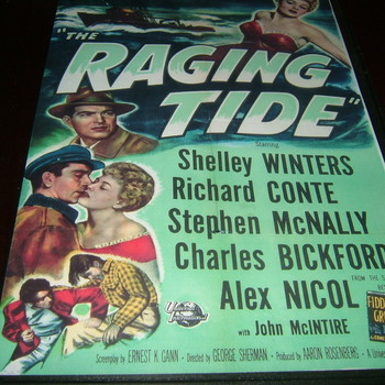 the raging tide 1951 dvd shelly winters