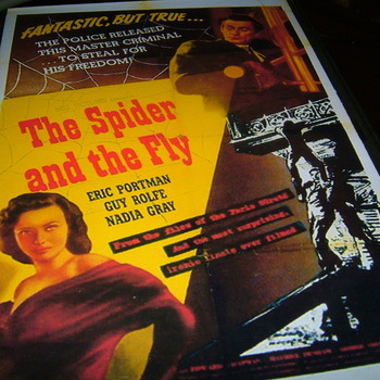 the spider and the fly 1949 dvd eric portman